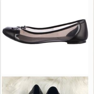 Authentic YSL flats
